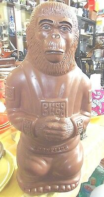 Vintage Planet Of The Apes, Cornelius Bank, 1960's, Blow Mold from orig. movie