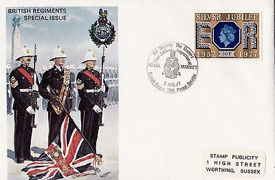 British Regiments Special Issue - The Royal Marines With Shs