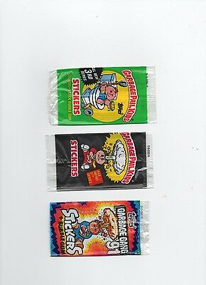 Topps Garbage Pail Kids Bubble Gum Wrappers