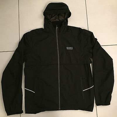 Veste Essential Gore Running Windstopper Active Shell Zip Off Taille Xl