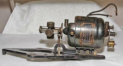 Columbia / Westinghouse Dictaphone Motor w External Governor - Not Edison