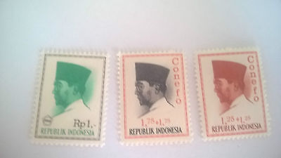 Stamps Indonesia