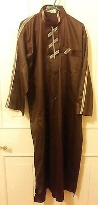 Boys Brown Jubba/Thobe