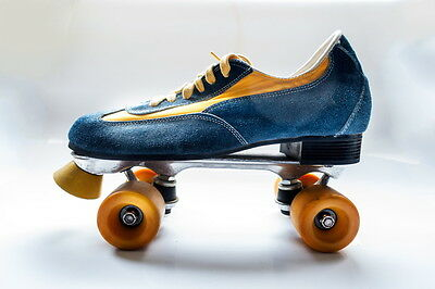 Custom-Made Vintage Roller Skates - Mens size 12