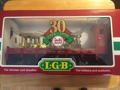 Lot of 3 LGB Cars 41124, 40450 and 40440