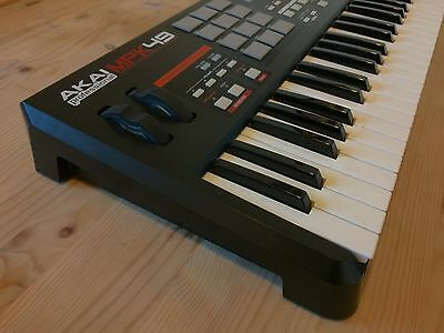 Akai Professional MPK49 USB / MIDI Performance Keyboard