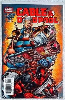 Cable & Deadpool (If Looks Could Kill, Part 1)