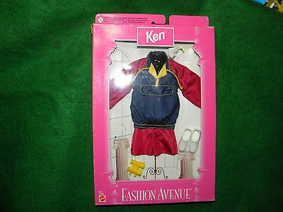 Ken Fashion Avenue Serie Barbie