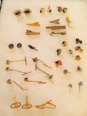 Fantastic Large Lot Of Mens Jewelry