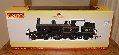 Hornby R3333 BR (Early) 4-4-2T 'Adams Radial' 30584 - NEW