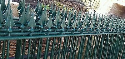 Spear Top Wrought Iron Metal Fencing/railings Panel