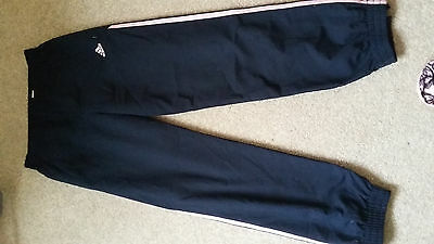 A Pair Of Girls Adidas Joggers Size 12 Years