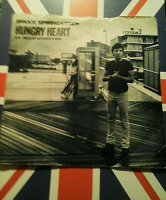 Bruce Springsteen - Hungry Heart CBS 1980 7""