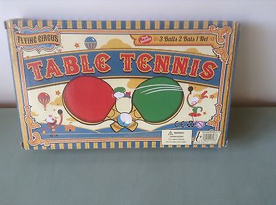 Table tennis boxed set