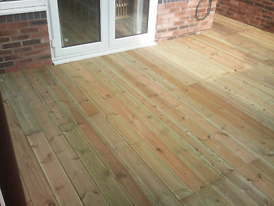 Garden Decking, Decking, £60 A Square Metre,Supplied And Fitted