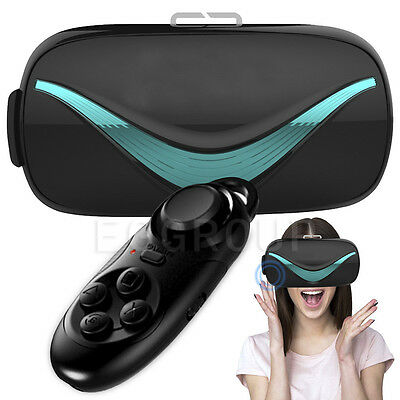 For Samsung Galaxy S7 S6 S5 S4 VR Touch Board Virtual Reality 3D Glasses Headset