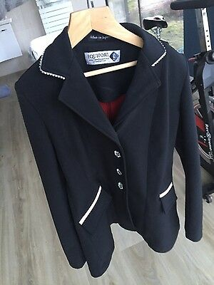 Equiport show jacket age 12-13