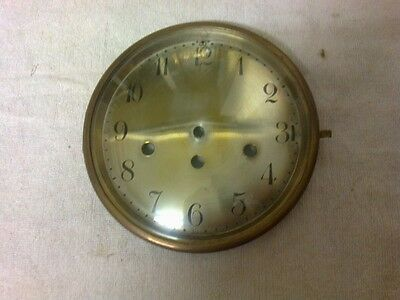 Clock  Parts ,  Bezel  With  Convex  Glass,   Big
