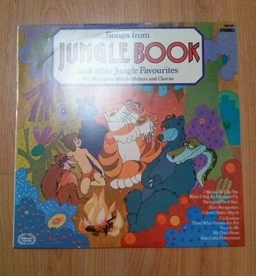 Disney Jungle book. Songs from Jungle Book and other Jungle Favourites
