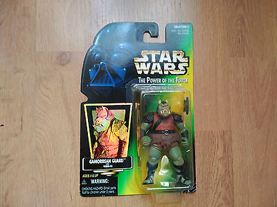Star Wars - Gamorrean Guard - The Power of The Force - Nuevo