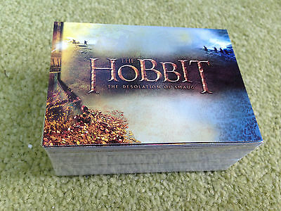 The Hobbit Desolation of Smaug 72 card Base set