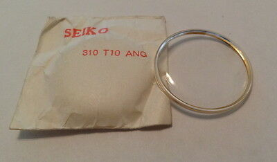 Vintage Seiko Replacement Watch Crystal/Glass   310T10ANG      (NOS)