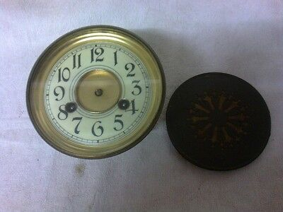 Clock  Parts, Clock  Movement  Junghans