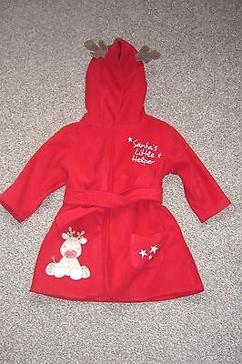 Dressing gown, age 6-9 months