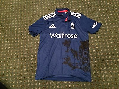 England Cricket One Day Shirt, size 44/46