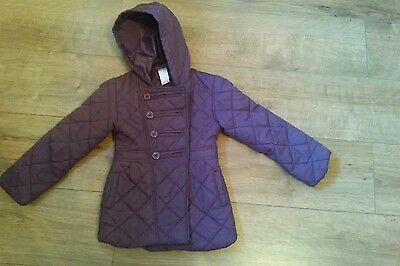 girls coat age 4-5 years