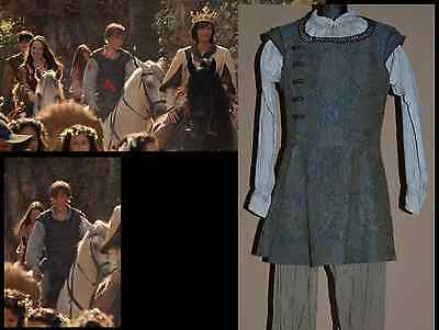 """WILLIAM MOSELEY (2008, Caspian) production-used """"Peter"""" King's Return Costume ."""