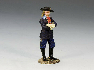 King And Country Cw053 Cw53 Brevet Major General George Armstrong Custer