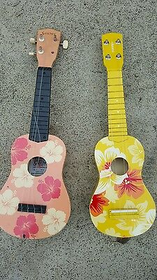 2 Ukeles Sanchez and Sunny for parts or repair