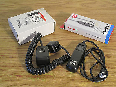 Canon RS-80N3 Remote Release, Off-Camera Shoe Cord 2