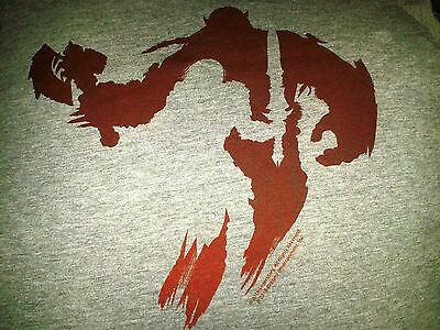 Loot Crate Exclusive Warcraft T Shirt Womens/Ladies XL Lootcrate New/Unworn