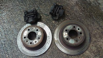 Saab 93 2.0 manual turbo REAR discs and calipers - TMS MOTORSPORT
