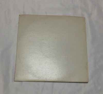 "The Beatles - White Album -Stereo 12"" Double Lp"