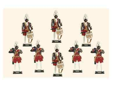 'TRADITION SOLDIERS' Boxed Set The Fifes and Drums Potsdam Giant Grenadiers