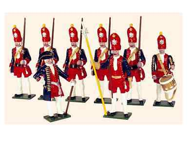 'TRADITION SOLDIERS' Boxed Set Potsdam Giant Grenadiers