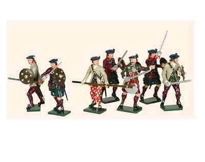 'TRADITION SOLDIERS' Boxed Set The Jacobite Rebellion 1745