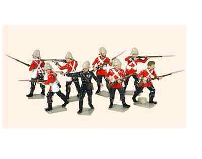 'TRADITION SOLDIERS' Boxed 24th Regiment of Foot Zulu War 1879