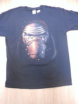 Star Wars The Force Awakens Kylo Ren Xl T-Shirt New With Tags