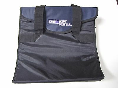 Crop In Style Scrapbooking Craft Paper Taker Storage Carrier Tote Bag