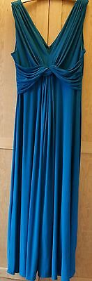 Phase eight long evening dress size 18