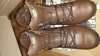 altberg boots size 7 wide