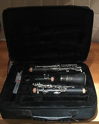 Stagg 77-c Clarinet With Gig Bag/Case