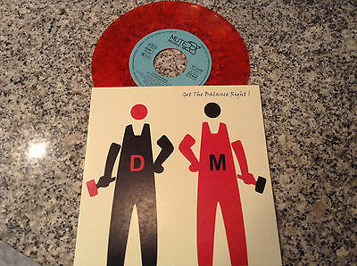 Depeche  Mode *get The Balance Right* 7'' 1983 Rare Edition Exc