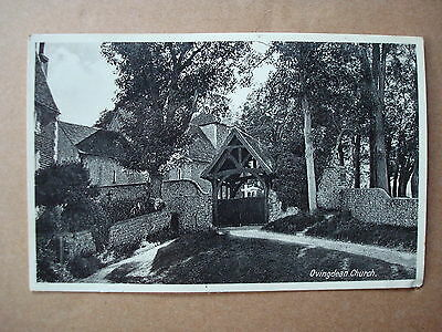 *** Vintage Postcard -  Ovingdean Church   ***