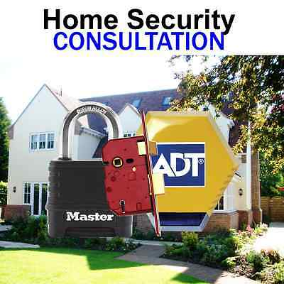 Home Security Consultation - Find Out If Your Home Is Safe