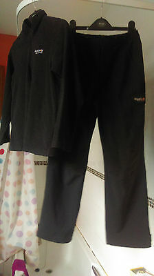 Fleece and walking trousers for ages 9/10/11